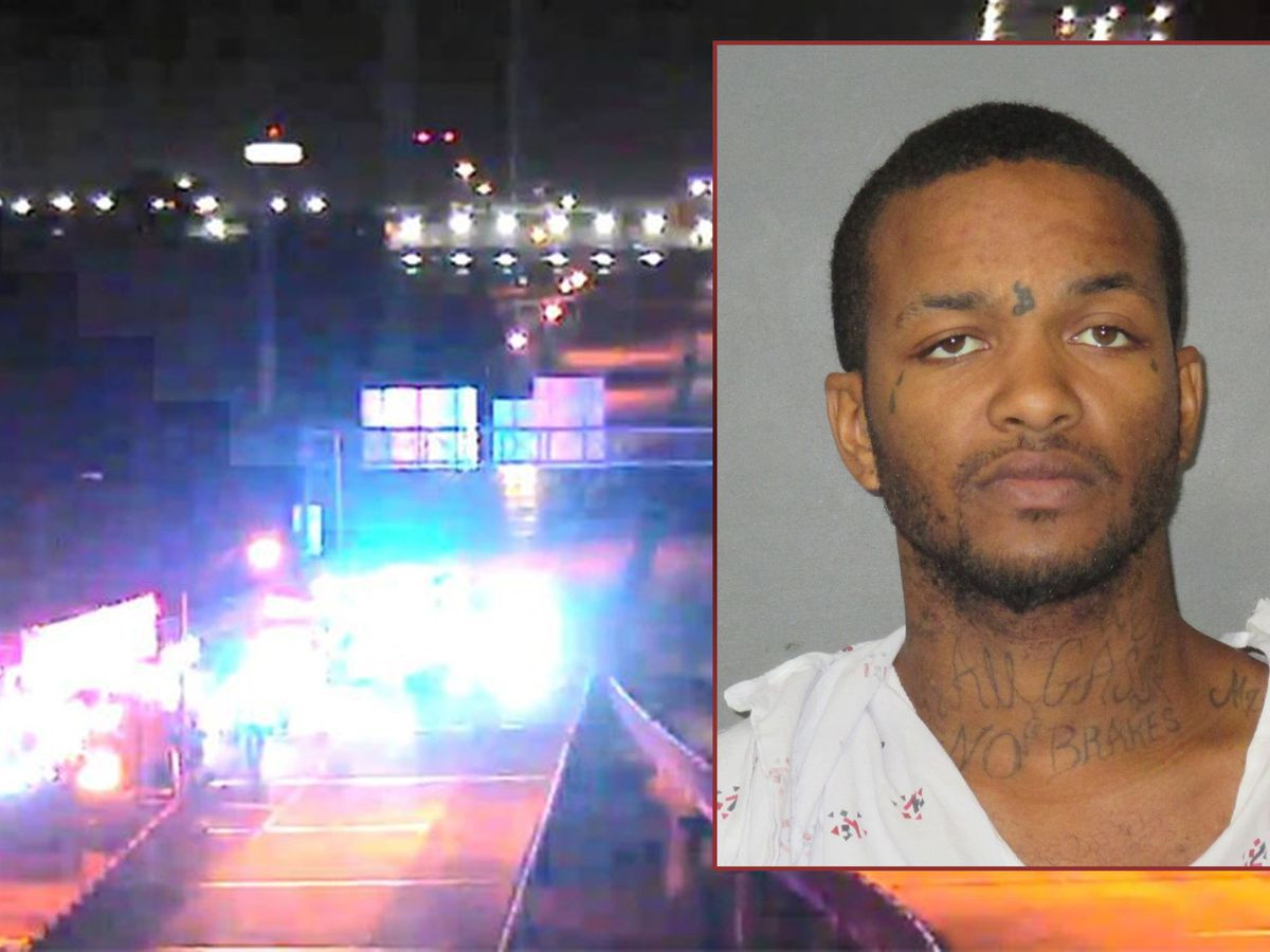 I-10 shooting, carjacking suspect now in police custody; faces list of charges