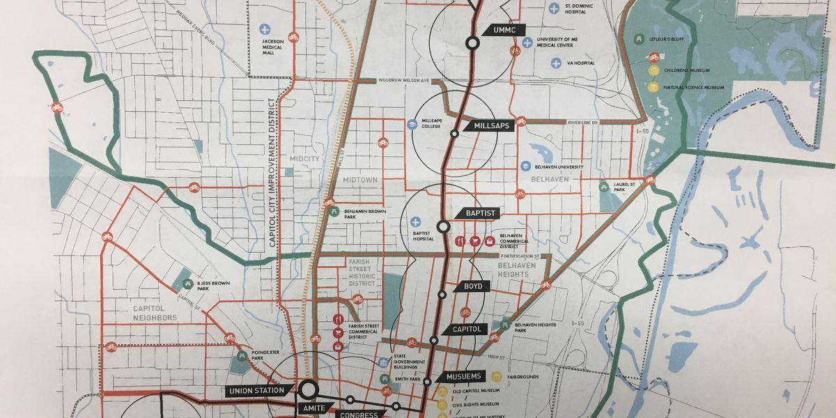 Jackson awarded $1 million mass transit grant