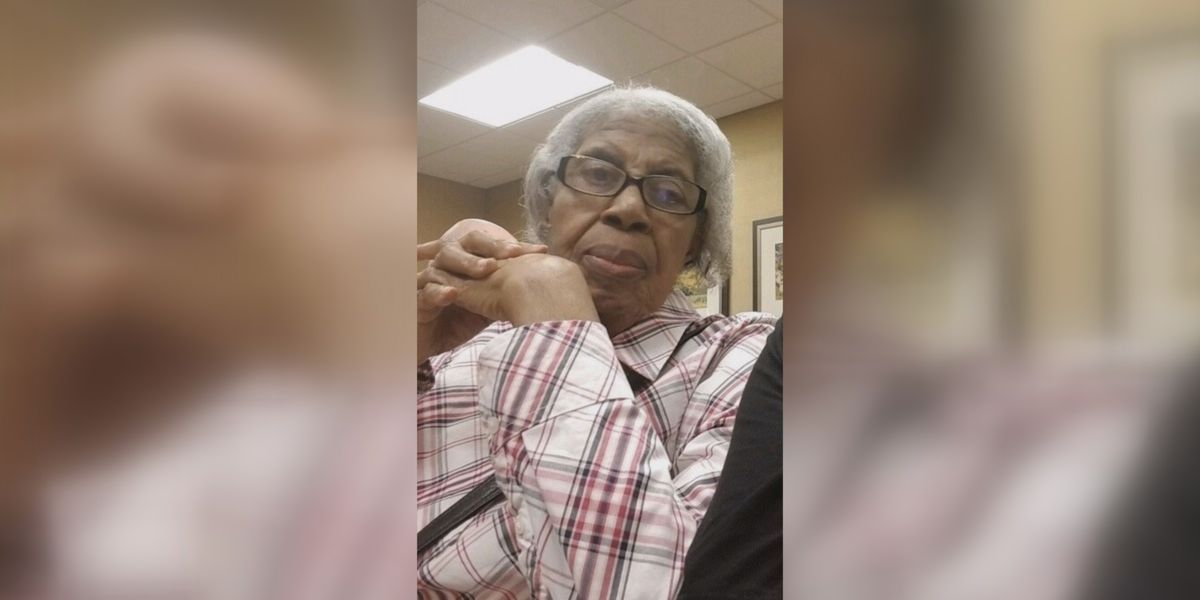 Silver Alert issued for 83 year old from Jackson