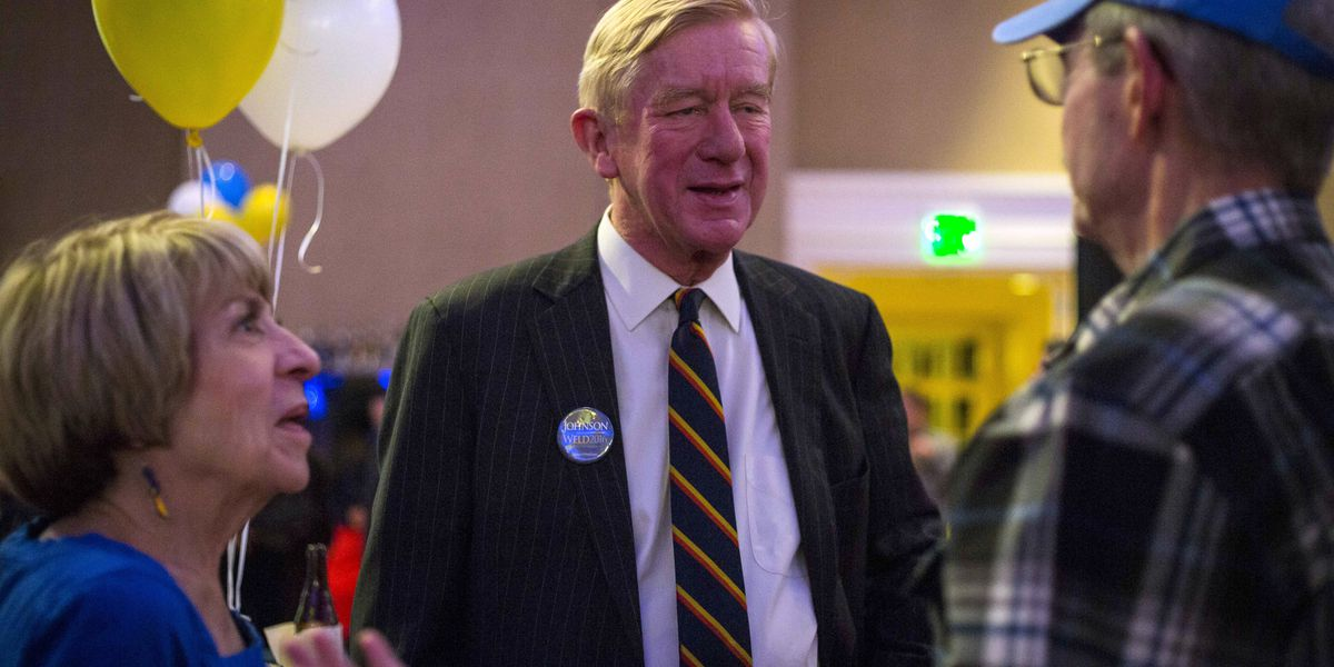 Ex-Massachusetts Gov. Weld to challenge Trump for GOP nomination