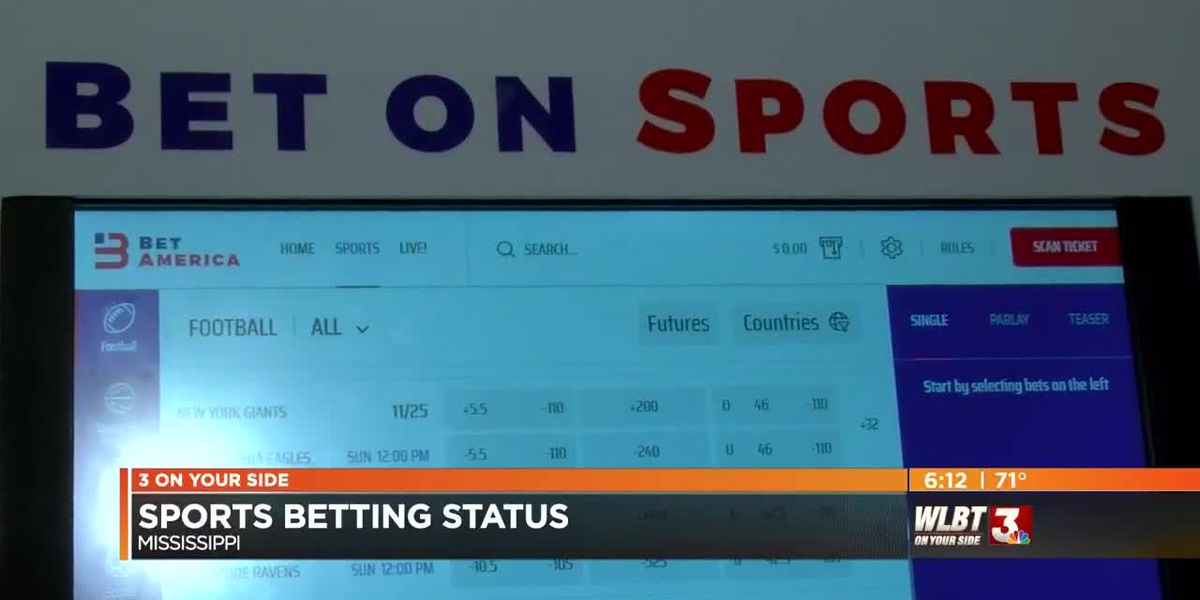 Three months of numbers in for Mississippi sports betting