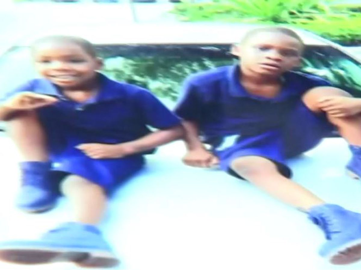 Brothers, 5 and 6, found dead at bottom of Fla. swimming pool