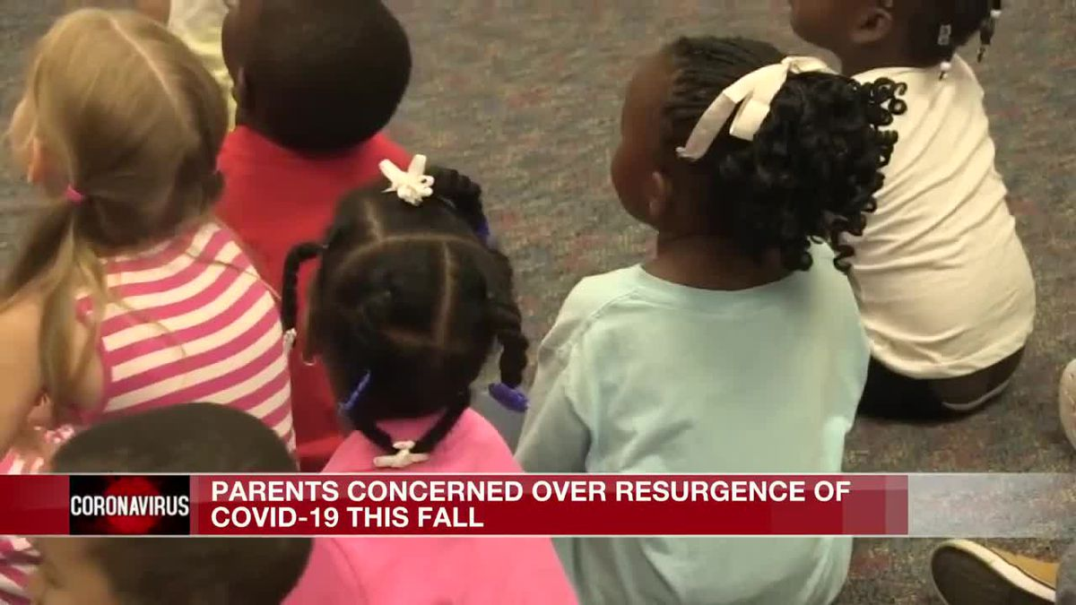 Pediatrician: COVID-19 could have lasting impacts on children