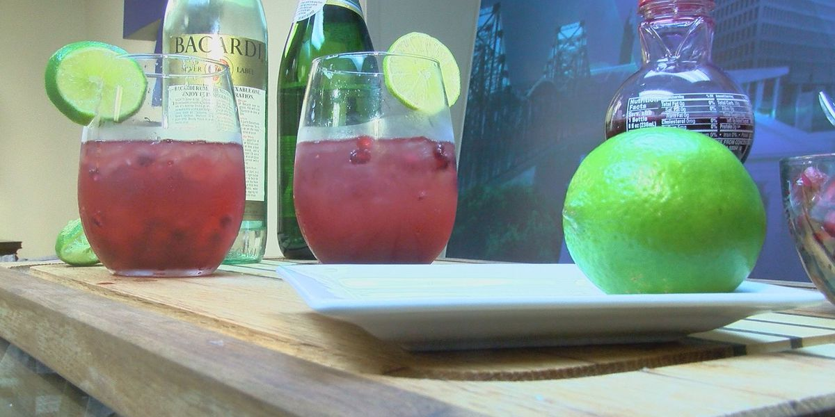 Wellness Wednesday: Healthier Holiday Cocktails