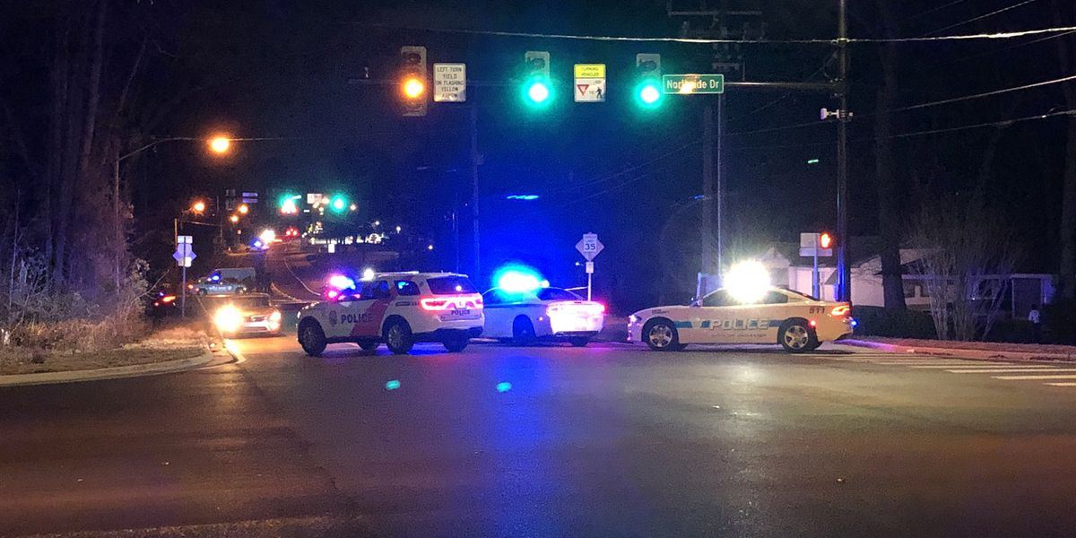 Man shot and killed, woman injured in shooting while driving in Jackson