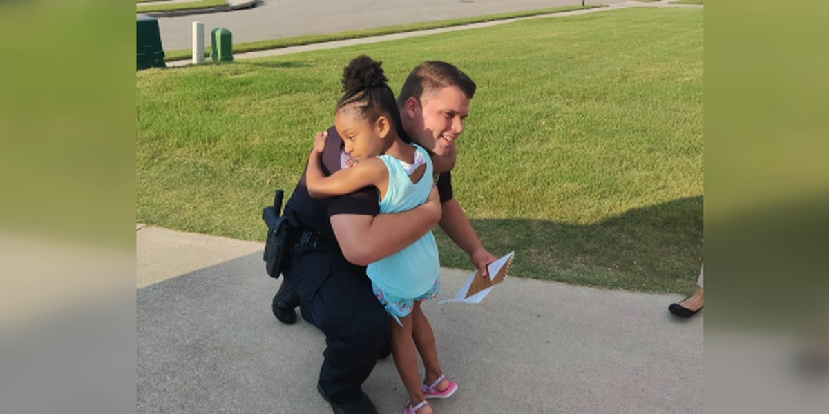 Madison officer shares positive message after 4-year-old has nightmare about police