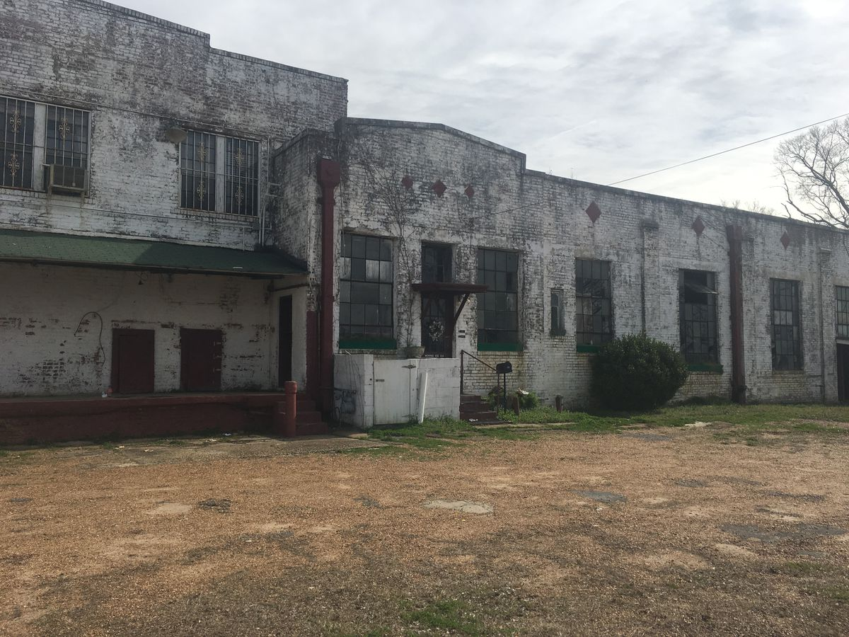 Old ice company will soon heat up as entertainment venue