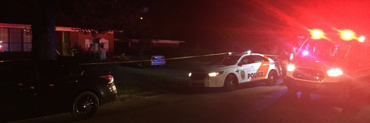 Man shot in north Jackson after argument over woman