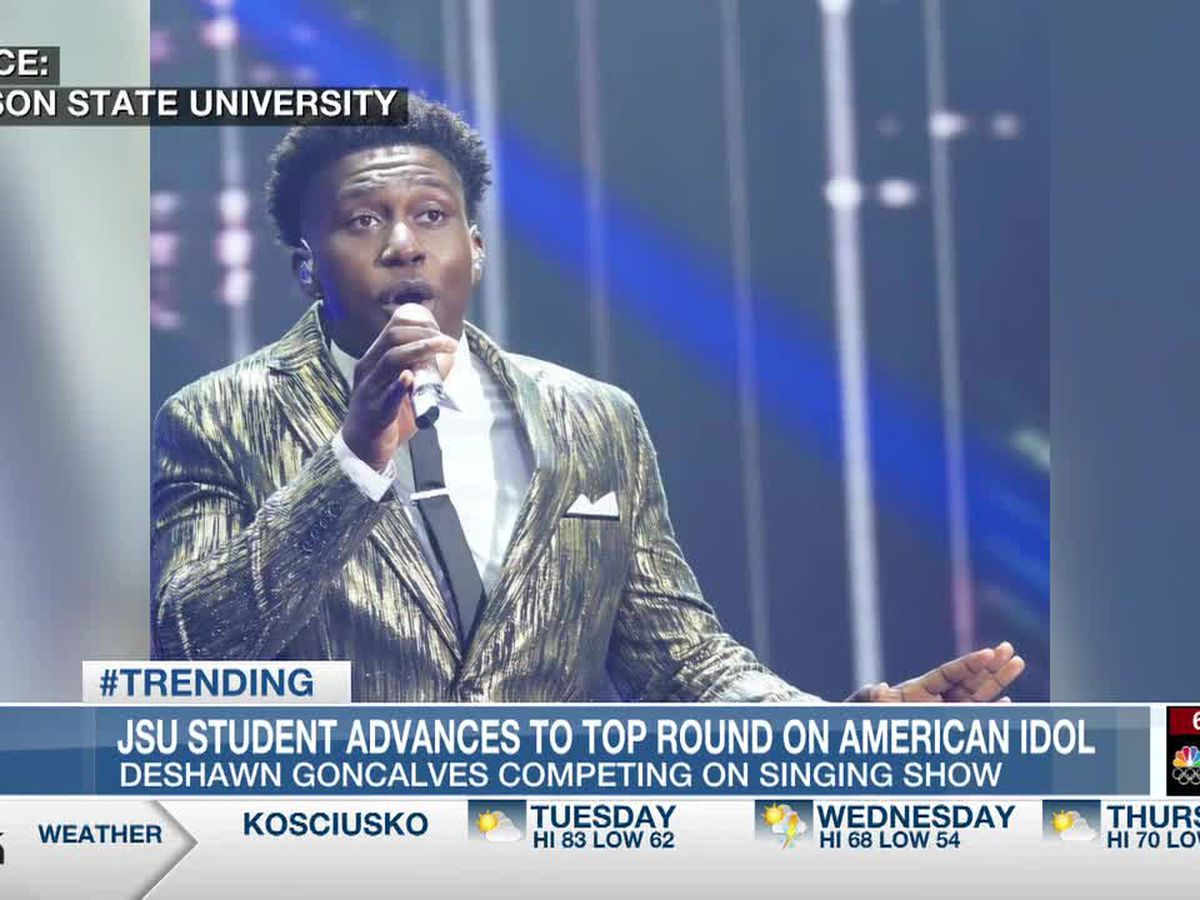 JSU student advances to top 12 on American Idol