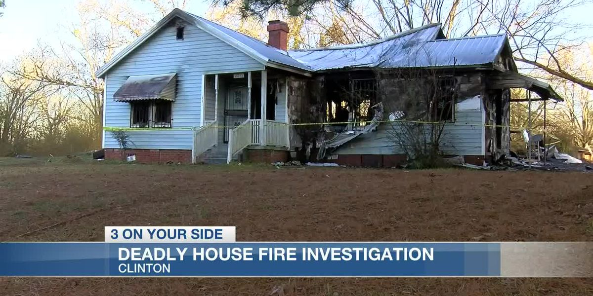 Fire victims' pastor share message of comfort and strength after Clinton tragedy