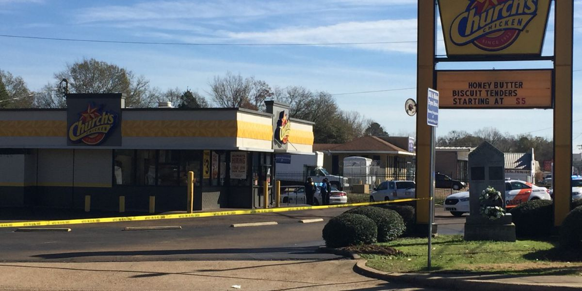 Man robs Church's Chicken in Jackson, police say