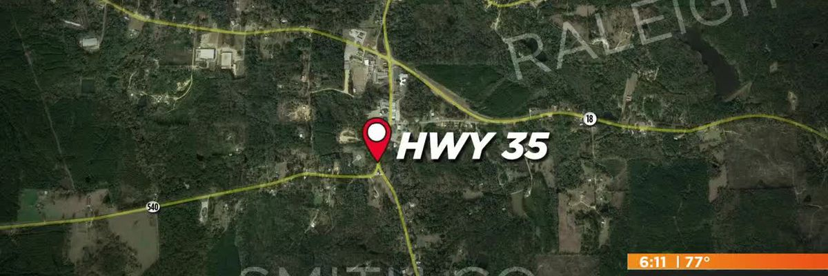 SR 35 in Smith County closed for repairs