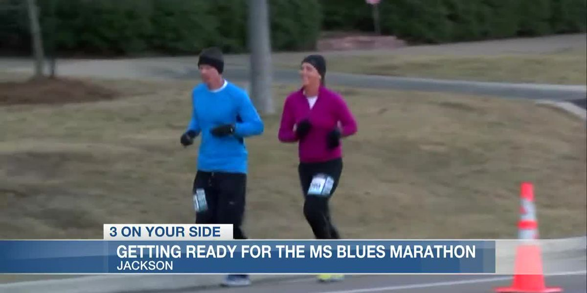 Thousands to fill downtown Jackson for 13th annual Miss. Blues Marathon