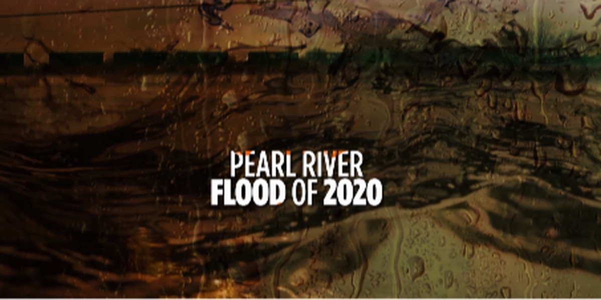Copiah County neighborhood evacuated due to flooding from Pearl River