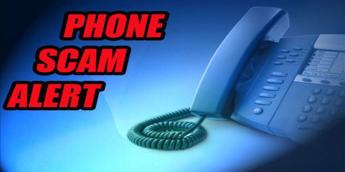 Phone scam threatens arrest by posing as local police department