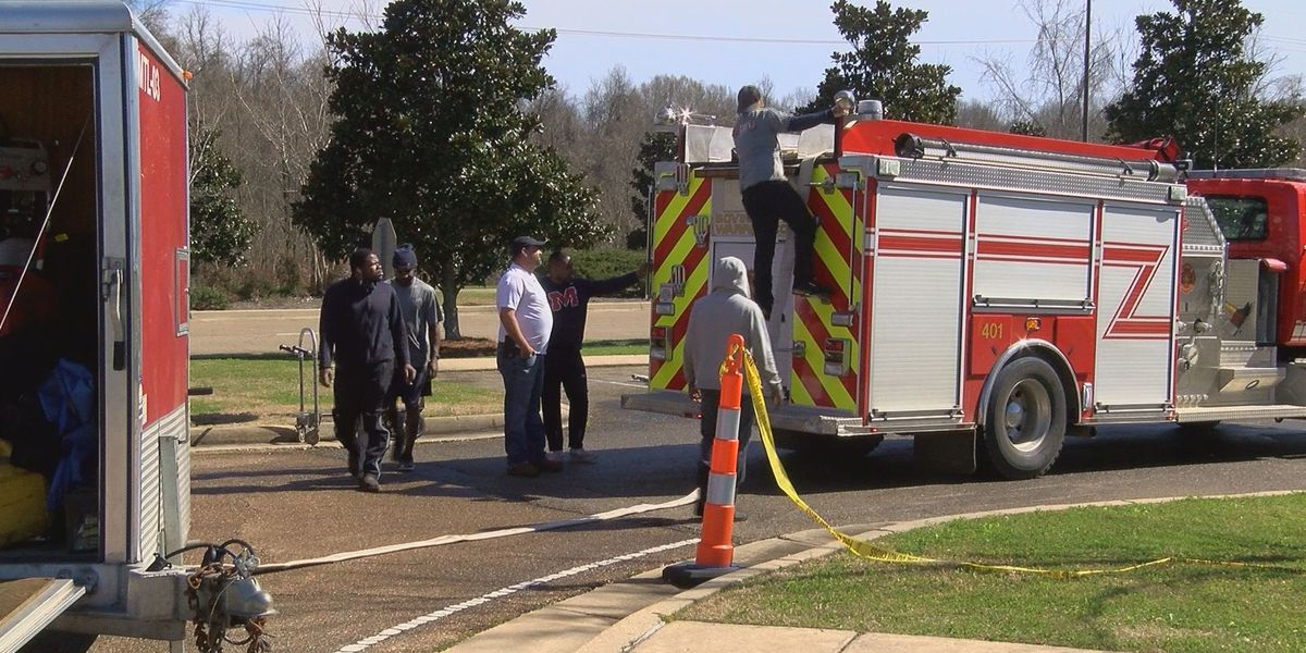 3 men were rescued after passing out in their car during Yazoo Co. gas leak