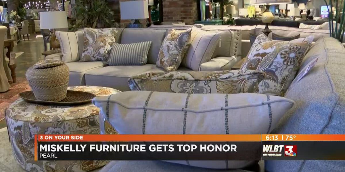 Mississippi furniture store named top independent retailer in the country