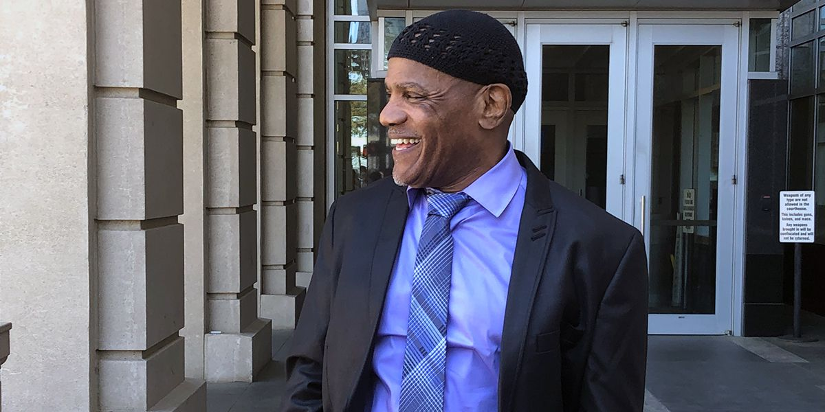 WATCH: After serving over three decades for crime he didn't commit, Archie Williams finds big break on America's Got Talent