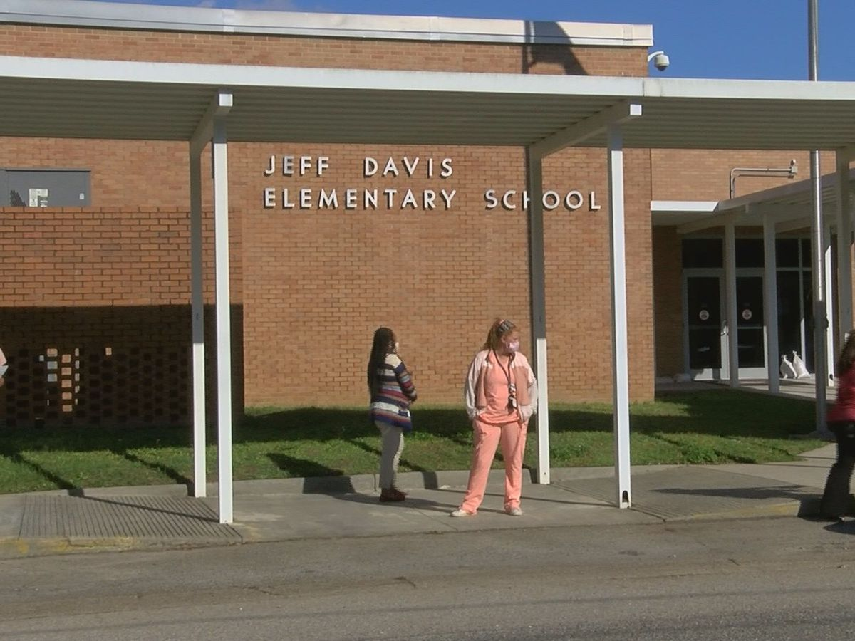 Biloxi School District chooses new name for Jeff Davis Elementary