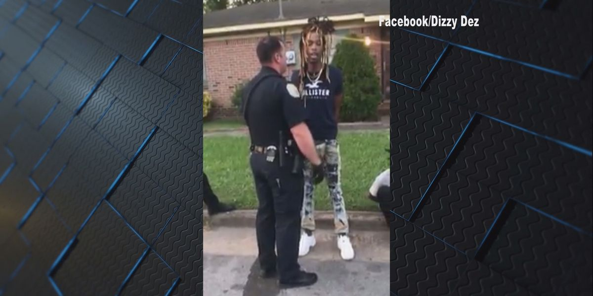 Heated police exchange in AL goes viral; investigation underway