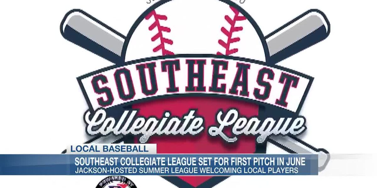 Southeast Collegiate League set for first pitch in June