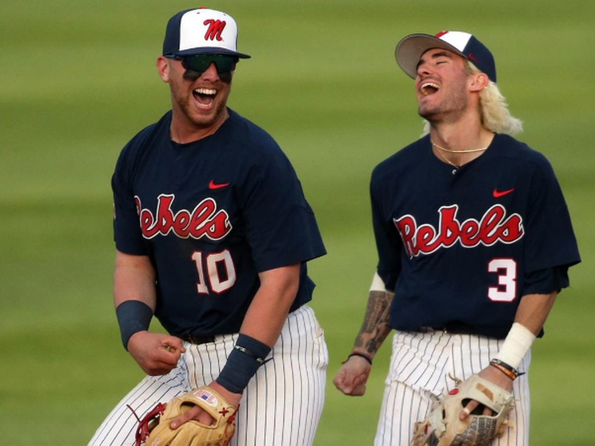 2nd day of MLB Draft sees Ole Miss duo get picked