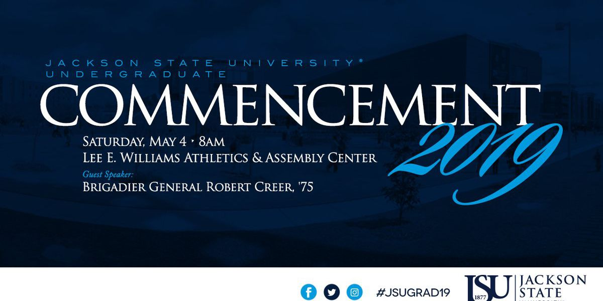 JSU graduation location changed due to threat of weather