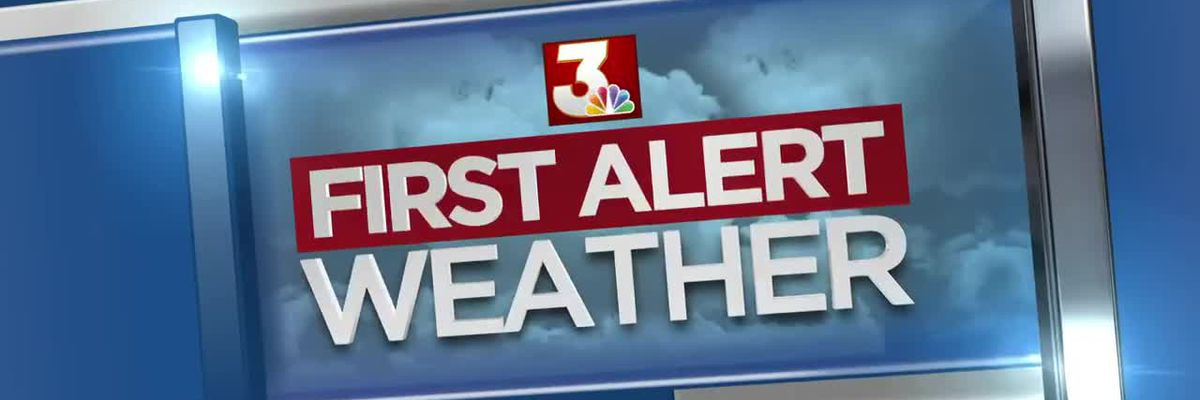 First Alert Forecast: warm Thursday, Friday ahead of storm risk