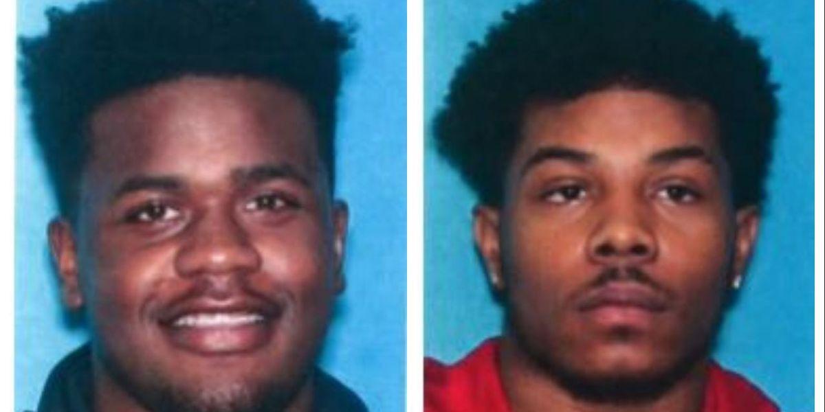 Teen duo caught after shooting into Vicksburg home