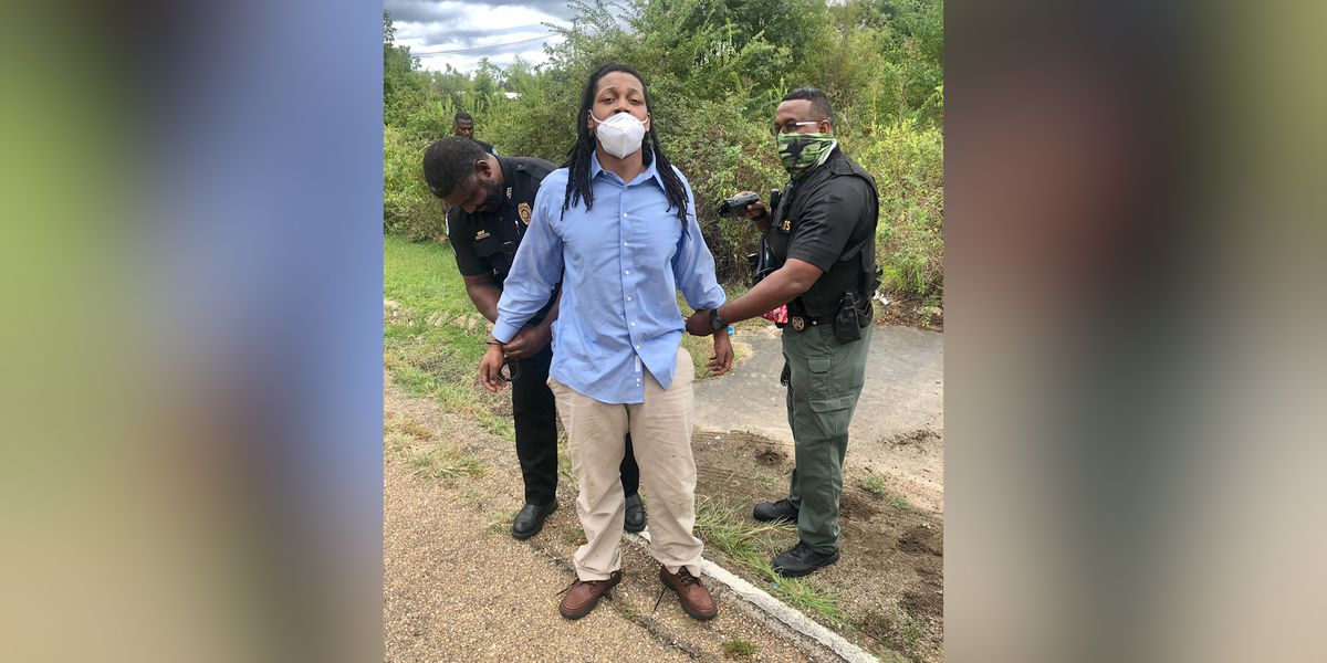 Deputies capture armed robbery suspect in Jackson
