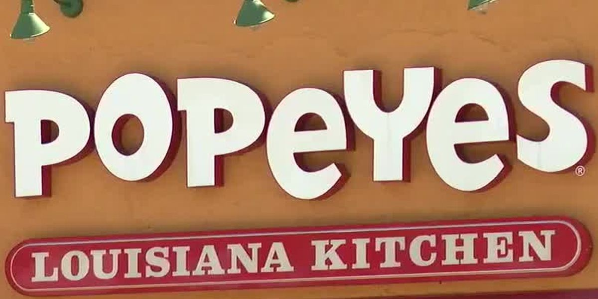 The last known Popeyes buffet may be gone for good