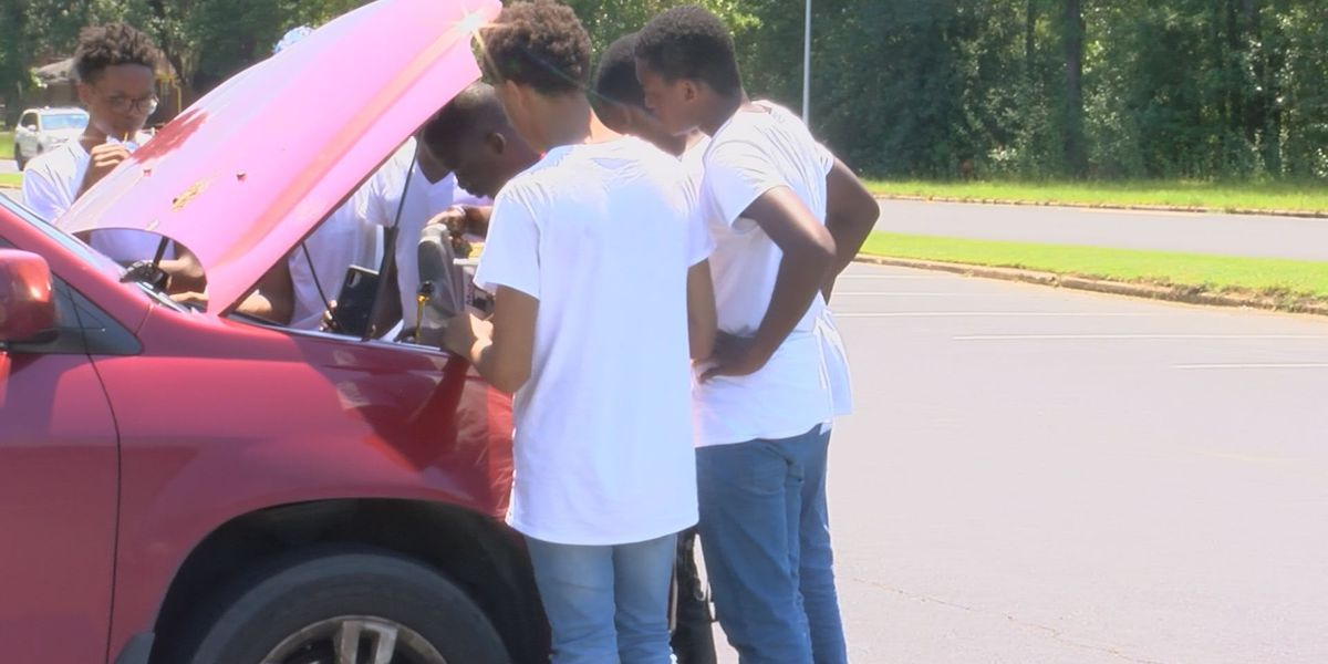 Albany summer camp teaches teens how to become young men, prosper in life