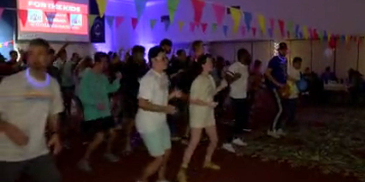 Mississippi College holds Dance Marathon fundraiser for Batson Children's hospital