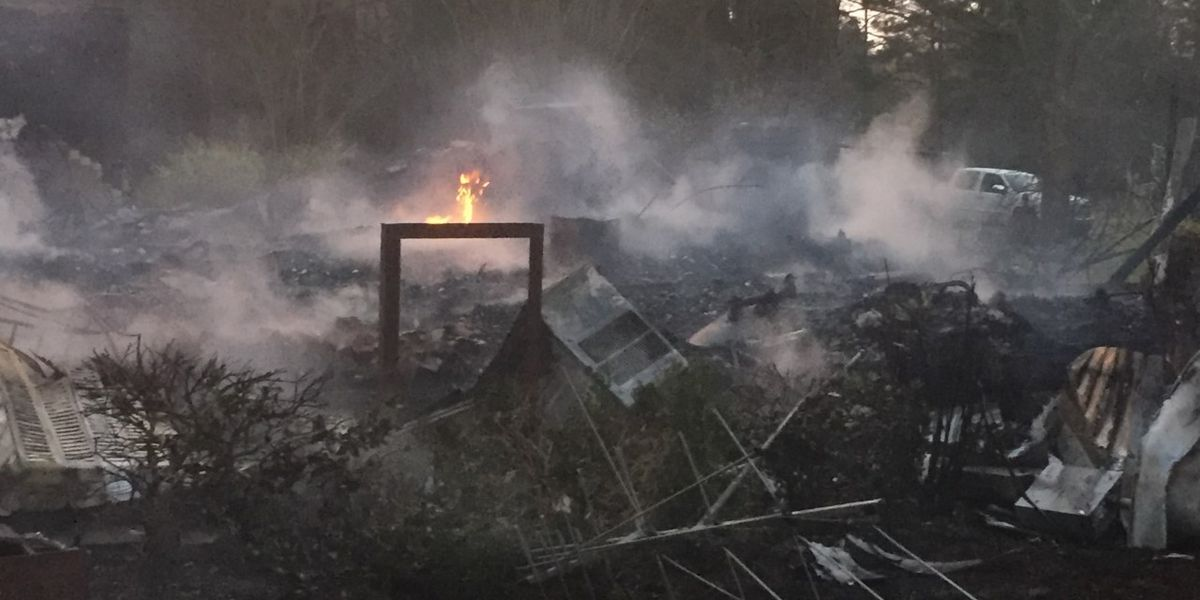 100-year-old family home destroyed by fire in Rankin Co.