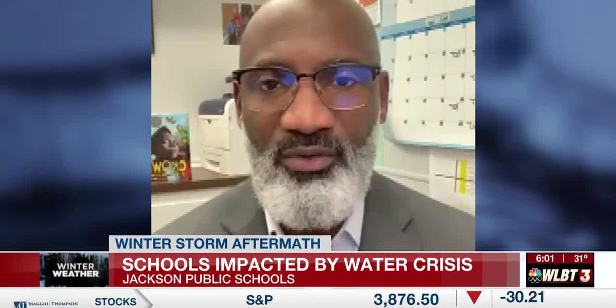 JPS supt. candid about water woes, '5 of 52 schools have strong water pressure'