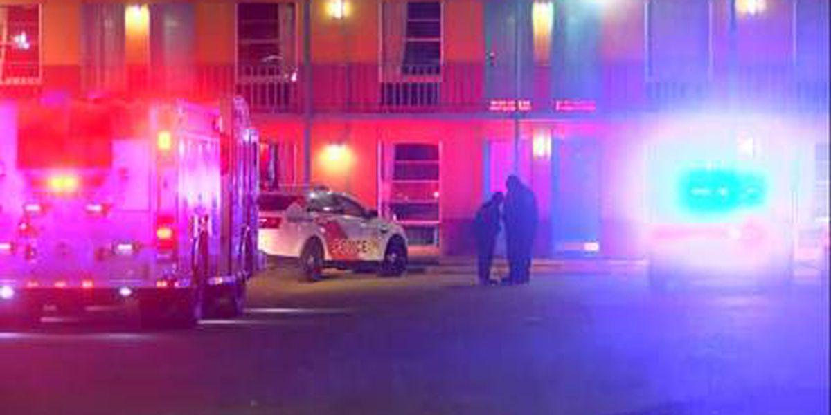 Man injured in motel shooting on HWY 80 in Jackson