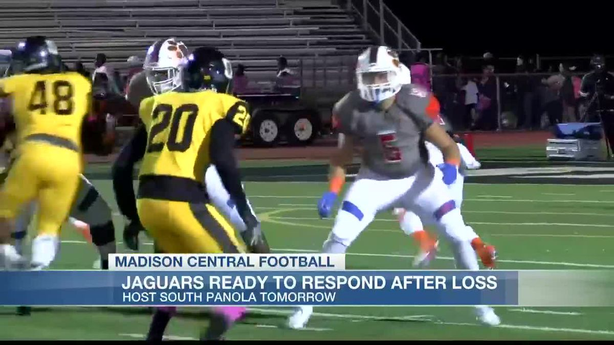 Madison Central focused on bouncing back after loss
