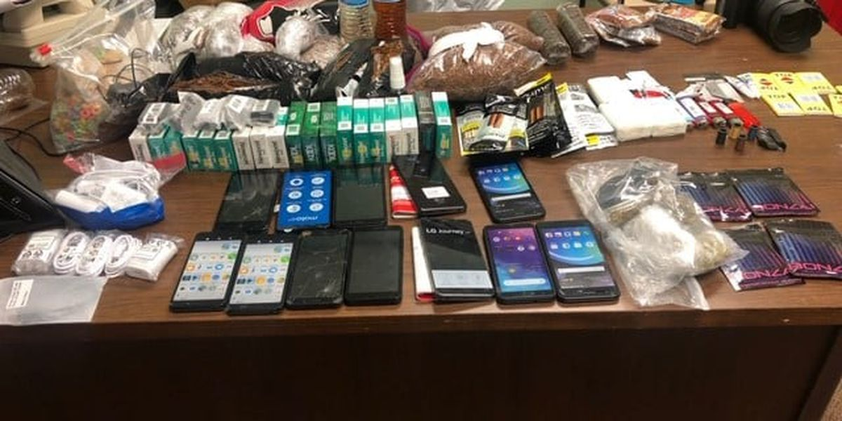 Man arrested for attempting to smuggle contraband in Pike County jail