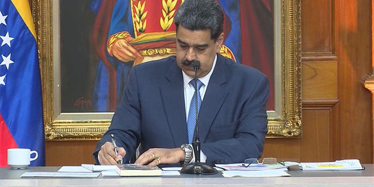 US indicts Venezuela's Maduro on narcoterror charges