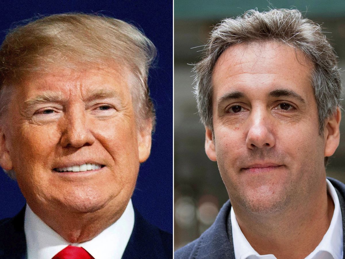 Cohen's book foreword: Trump 'wouldn't mind if I was dead'