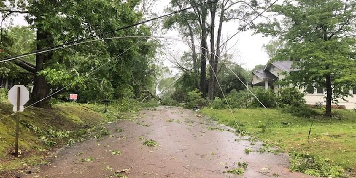 One person killed during storms in Neshoba County