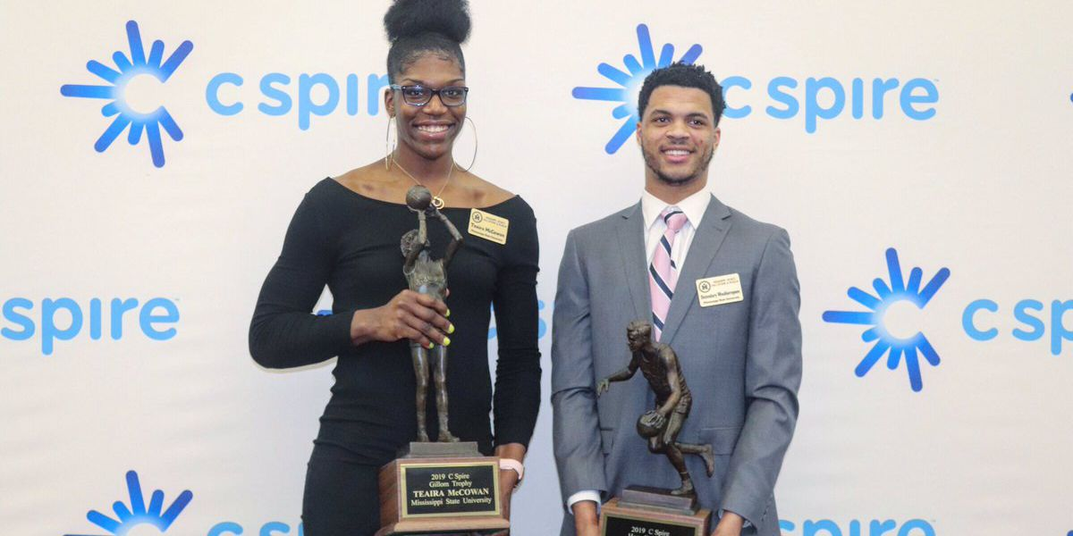 Bulldog basketball duo named C Spire Howell and Gillom Trophy winners