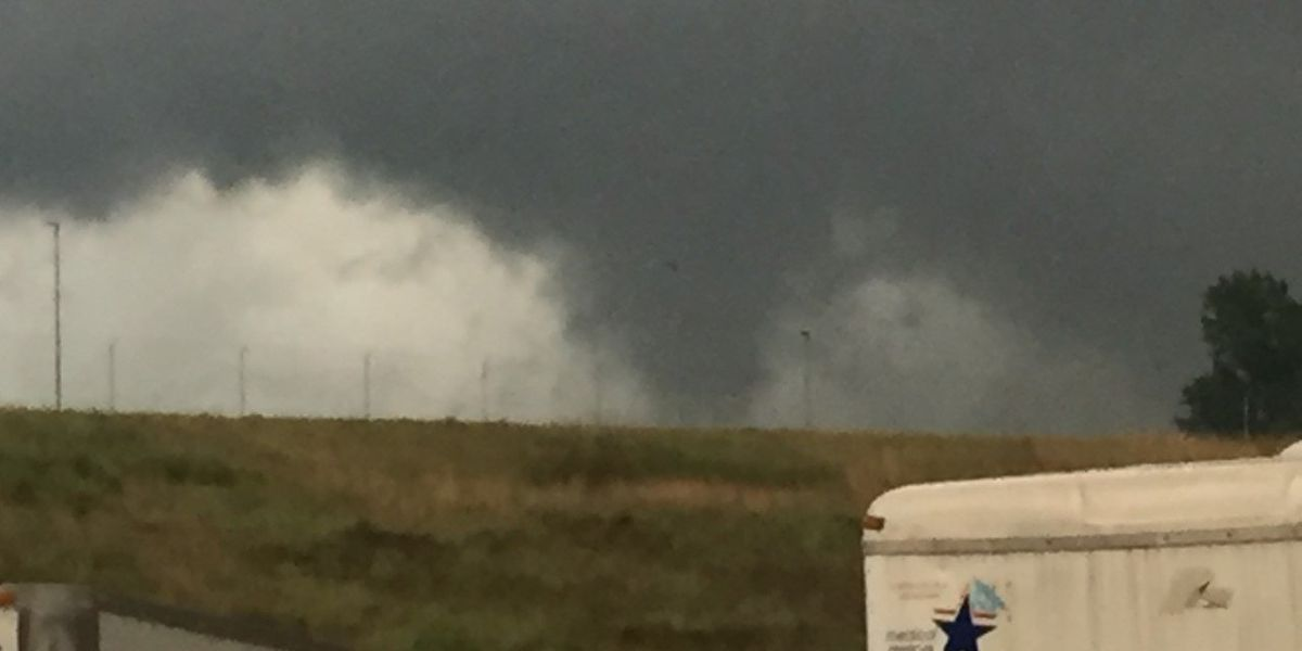 NWS: Oxford City Emergency Management reports tornado Friday morning