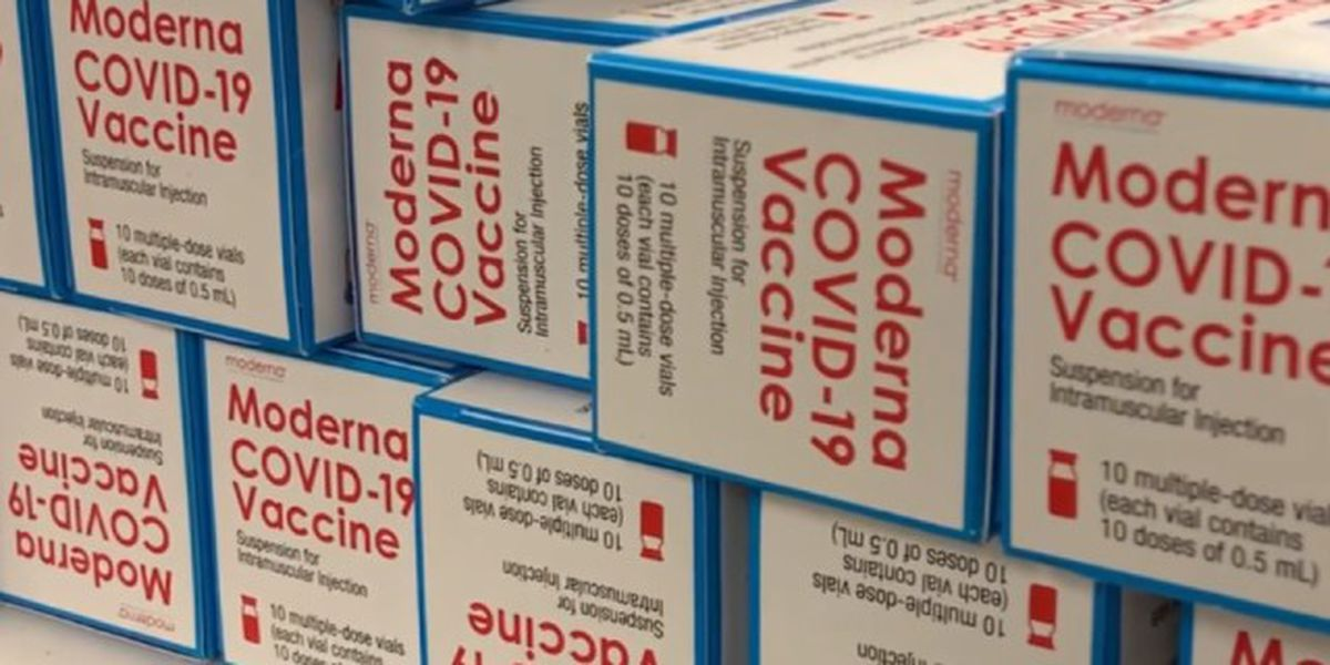 Dobbs reports record number of COVID-19 deaths, announces new Moderna vaccine distribution plans