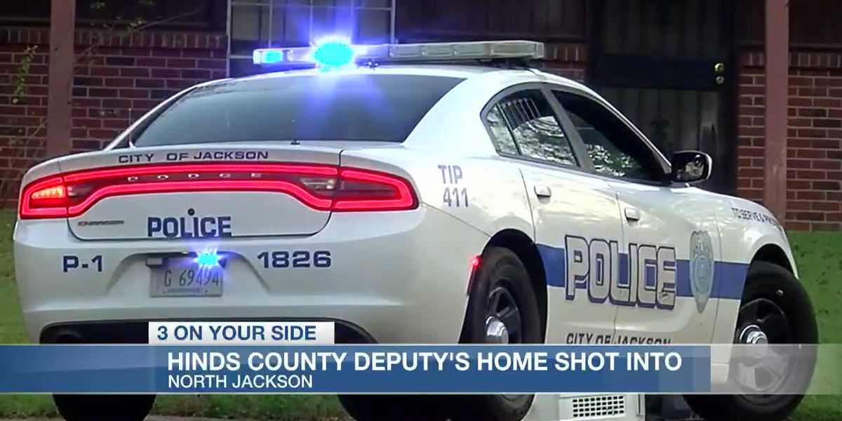Hinds Co. deputy's home riddled with bullets, investigation underway