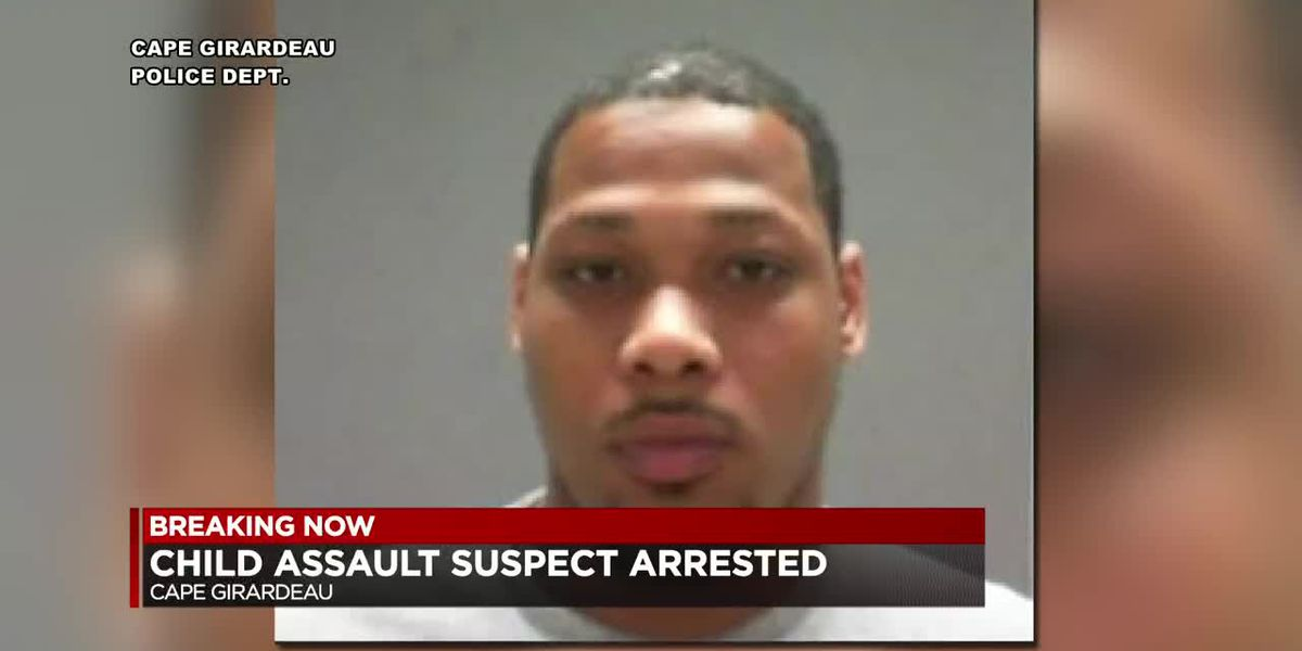 Man accused of assaulting 12 year-old Cape Girardeau boy turns himself in