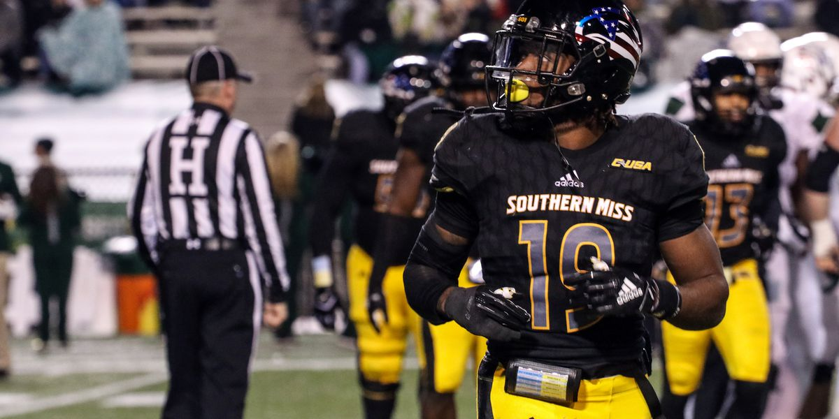 Southern Miss' Hemby Named to Bronko Nagursky Trophy Watch List