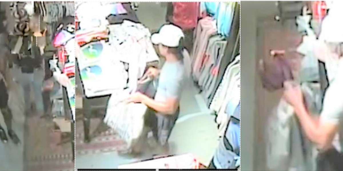 Ridgeland police searching for wallet thief