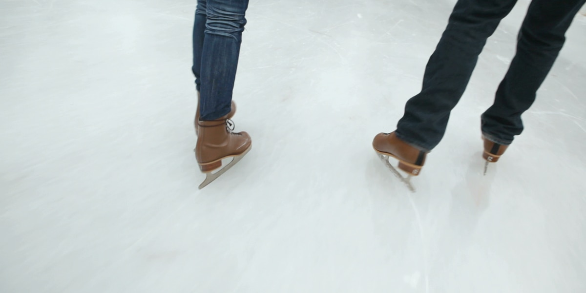 Lace up your blades! Indoor ice skating rink coming to the Mississippi State Fair!
