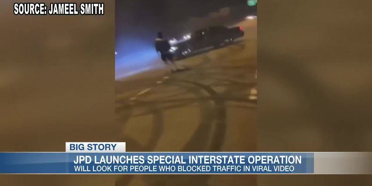 JPD launches special interstate operation after cars shutdown I-55
